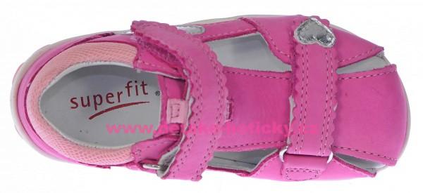Fotogalerie: Superfit 2-00038-64 Fanni pink kombi