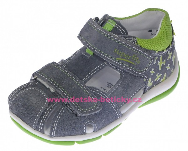 Superfit 2-00142-44 Freddy smoke kombi
