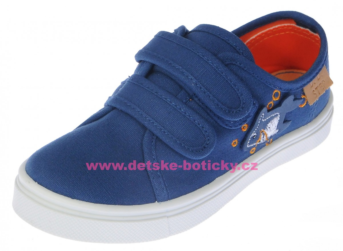 D.D.step CSB-084 royal blue