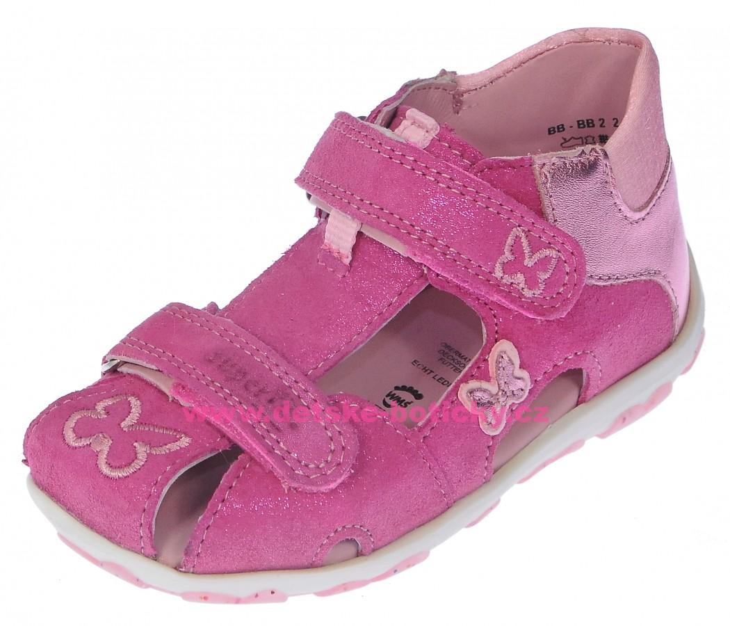 Superfit 2-00040-64 Fanni pink kombi