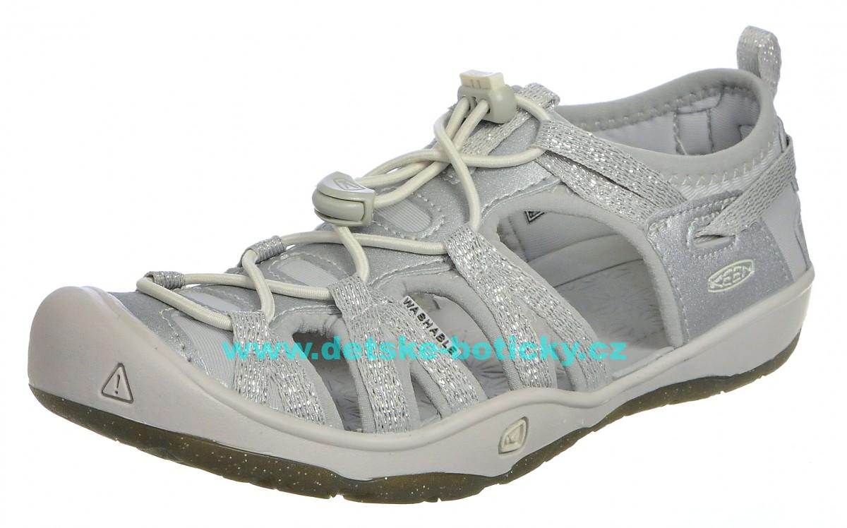 Keen Moxie sandal silver 1018360 1018363