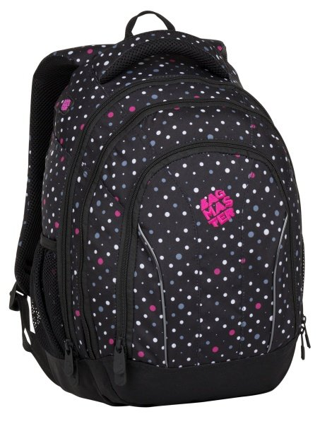Bagmaster SUPERNOVA 8 C BLACK/GRAY/PINK