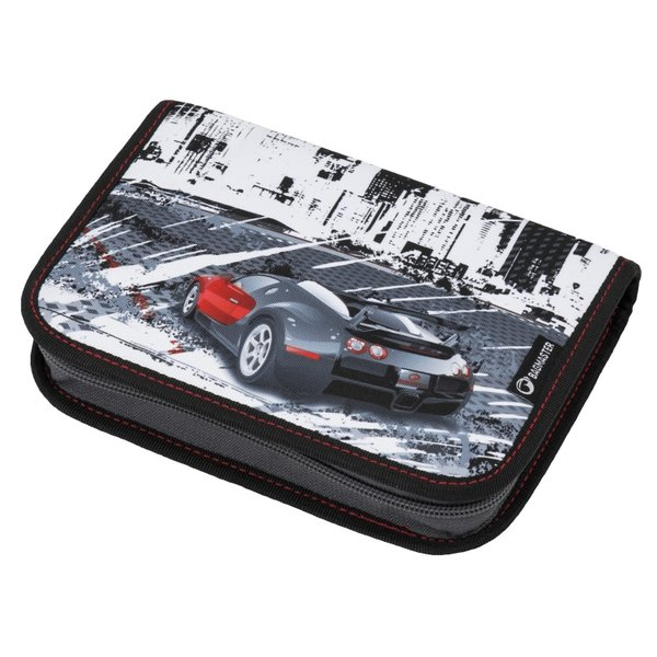 Bagmaster CASE MERCURY 8 B BLACK/WHITE/RED