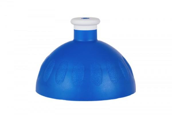 Zdravá lahev Víčko tmavě modré/zátka bílá VPVZ0219