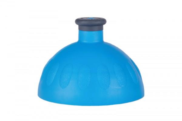Zdravá lahev Víčko tmavě modré/zátka antracit VPVZ0220