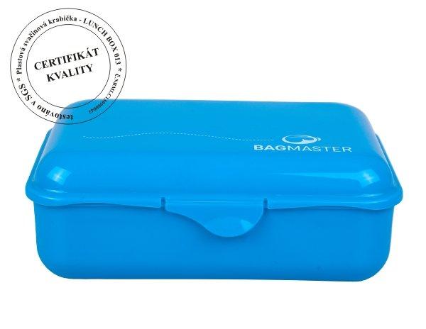 Bagmaster LUNCH BOX 013 B BLUE