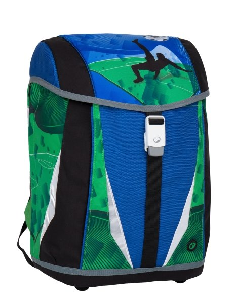 Bagmaster POLO 7 B BLUE/GREEN/BLACK