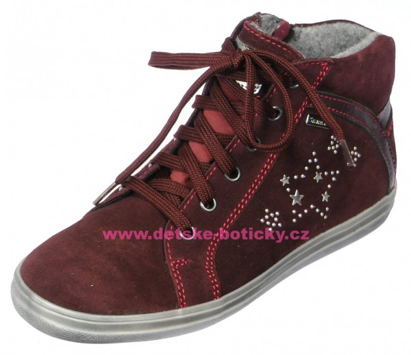 Richter 4447 442 7611 burgundy/port