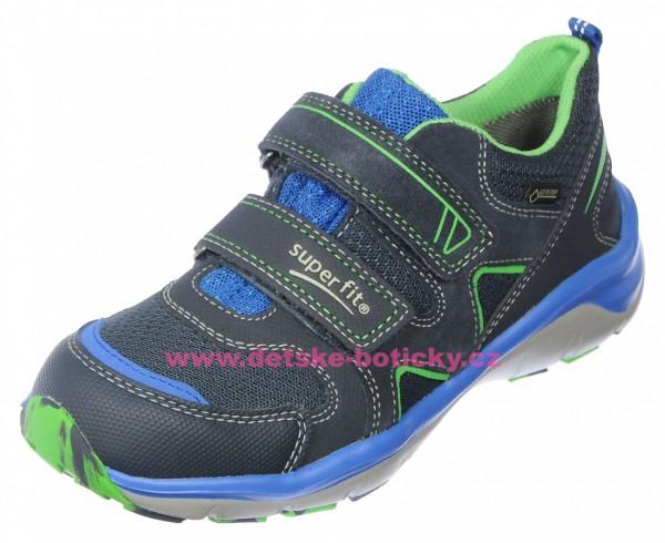 Superfit 8-09240-80 Sport5 blau/grun