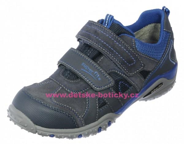 Superfit 3-09225-80 Sport4 blau/blau