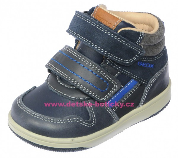 Geox B741LA 08554 C4226 navy/royal