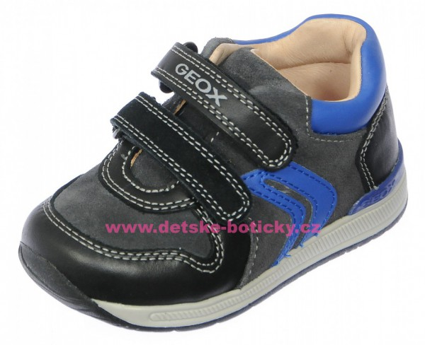 Geox B640RA 02285 C0069 grey/royal