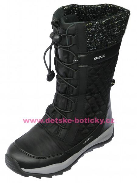 Geox J842BC 0FU54 C9999 black