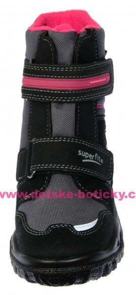 Fotogalerie: Superfit 3-09080-05 Husky2 schwarz/rot