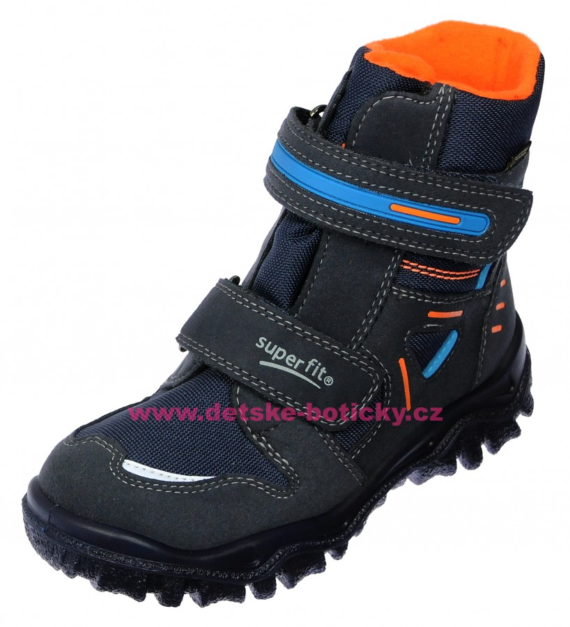 Superfit 3-09080-81 Husky2 blau/orange