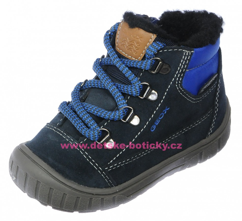 Geox B842DA 022FU C4226 navy/royal