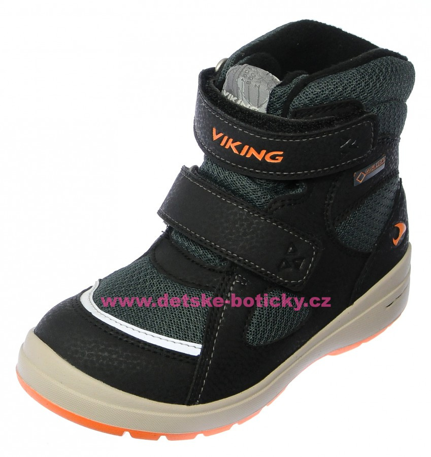 Viking 3-86000-231 Ondur GTX black/orange