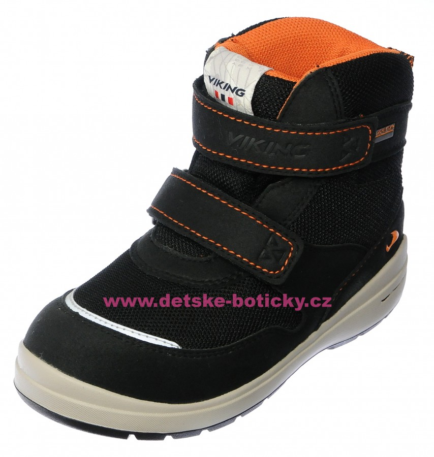Viking 3-86010-231 Tokke GTX black/orange