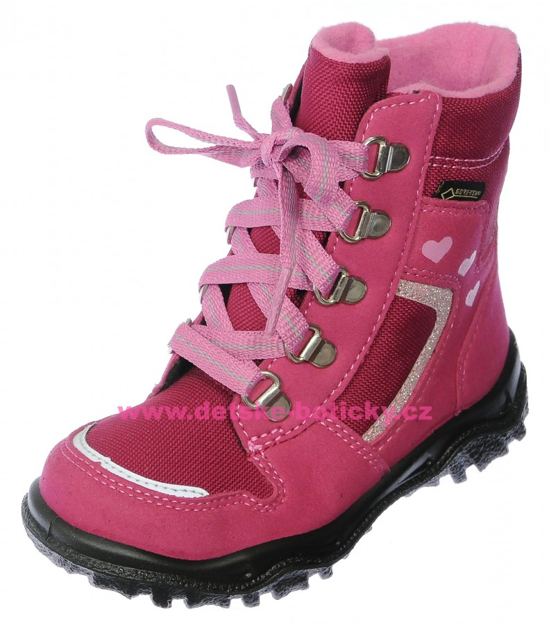 Fotogalerie  Superfit 3-09046-50 Husky1 rot rosa 3a828149a6