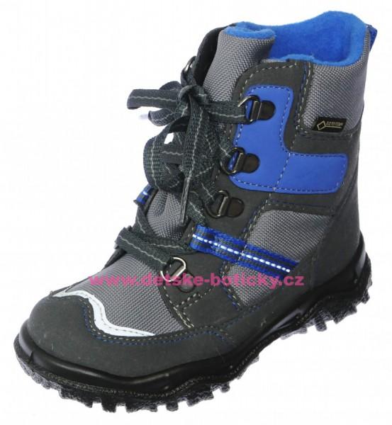Superfit 3-09043-20 Husky1 grau/blau