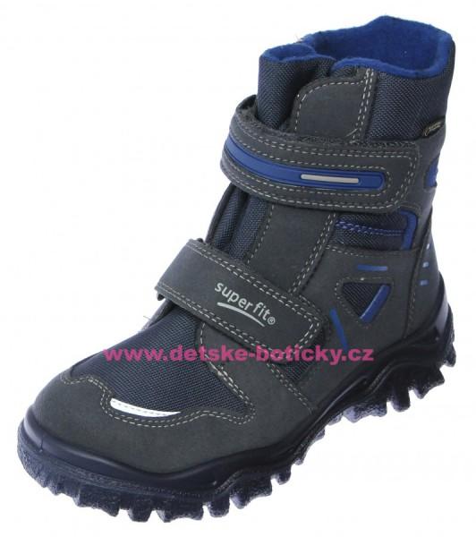 Superfit 3-09080-80 Husky2 blau/blau