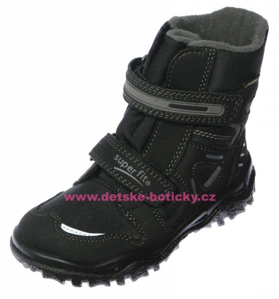Superfit 3-09080-00 Husky1 schwarz/grau