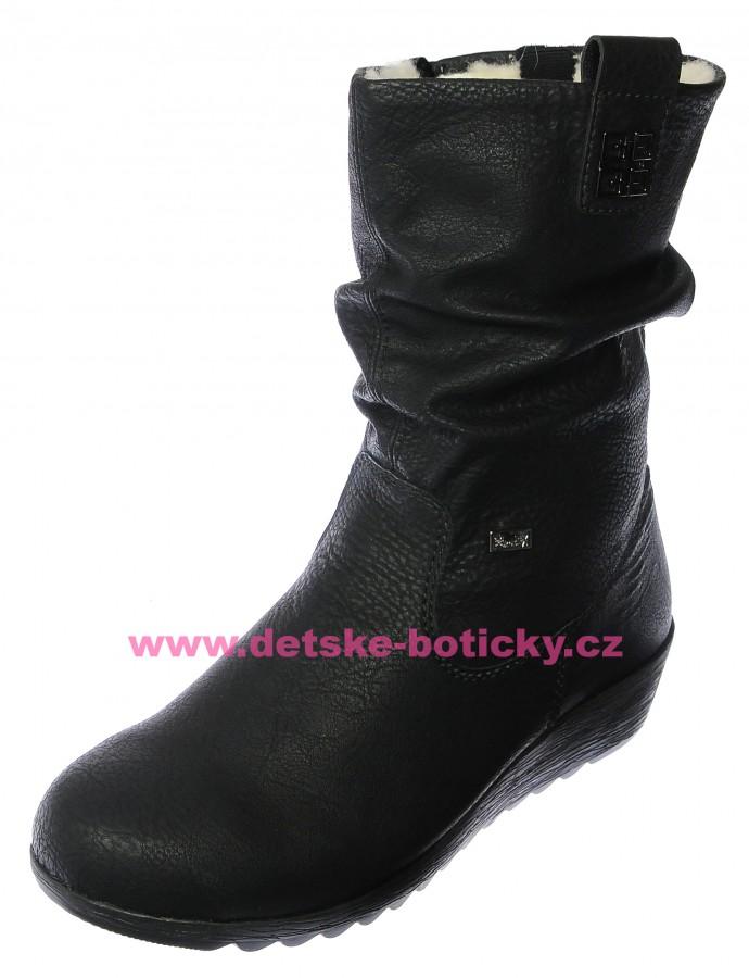 Rieker X2483-00 schwarz