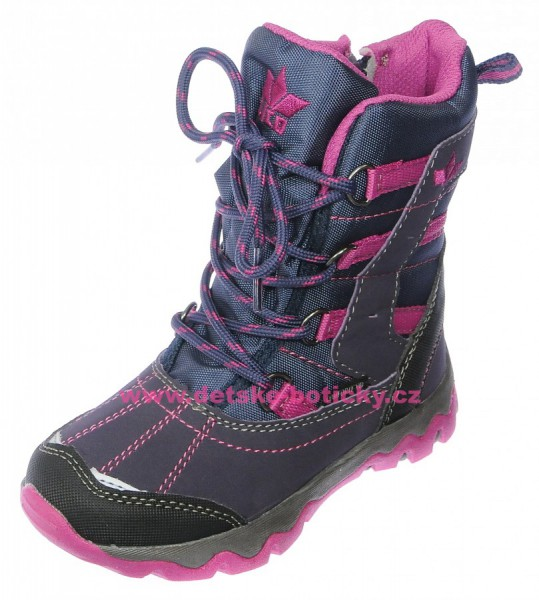 Lico 720293 Oerebro lila/pink