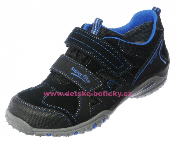Superfit 2-00225-03 Sport4 schwarz multi