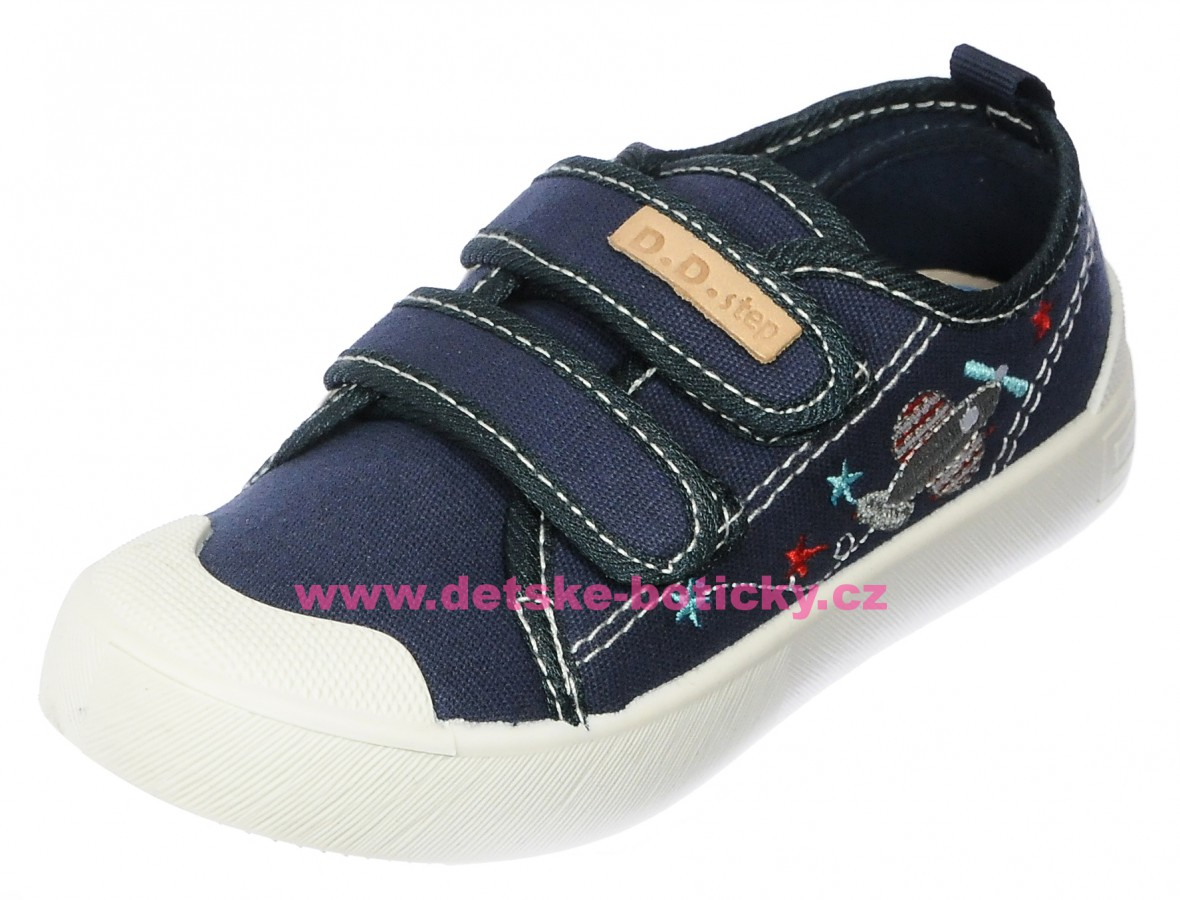 D.D.step CSB-091 royal blue
