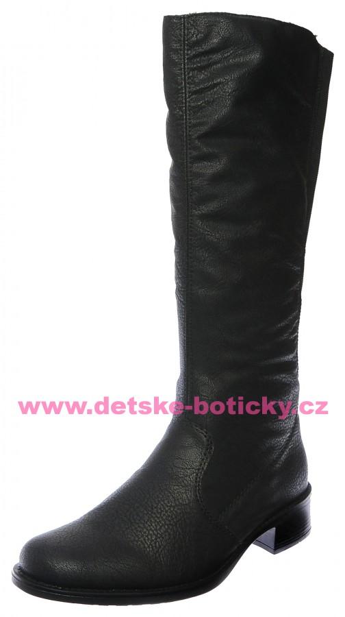 Rieker Z7394-00 schwarz