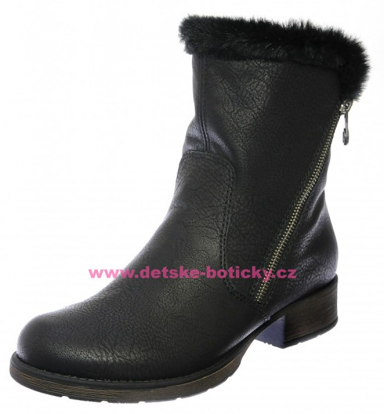 Rieker Z9572-00 schwarz