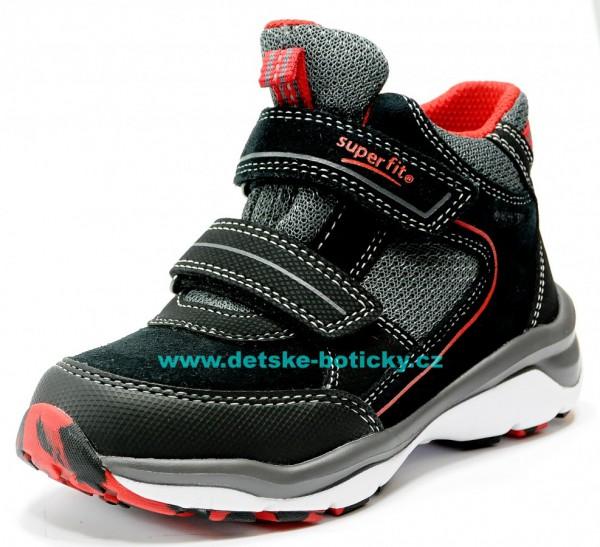 Superfit 3-09239-01 Sport5 schwarz/grau
