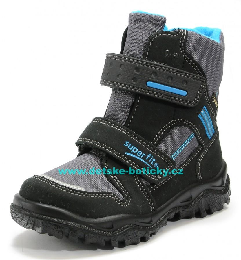 Superfit 3-09044-00 Husky1 schwarz/blau