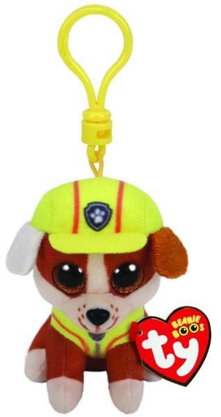 TY Beanie Babies Paw Patrol - Rubble - přívěšek 3