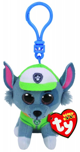 TY Beanie Babies Paw Patrol - Rocky - přívěšek 3
