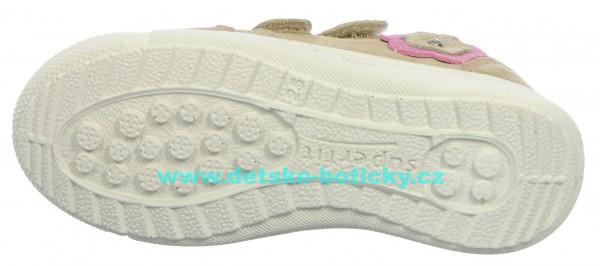 Fotogalerie: Superfit 4-09377-40 Avrile mini beige/rosa