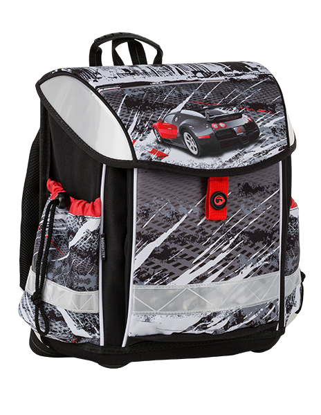 Bagmaster LIM 9 B BLACK/WHITE/RED