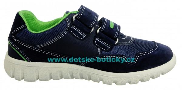 Fotogalerie: Superfit 4-09191-81 Sport7 mini blau/grun