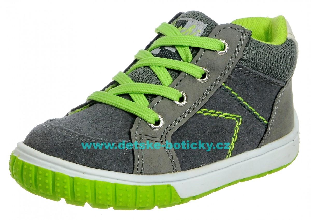 Lurchi 33-14642-25 Bodo grey