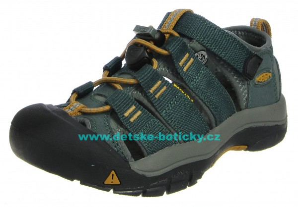 KEEN Newport H2 green gables/wood thrush 1020353 1020364