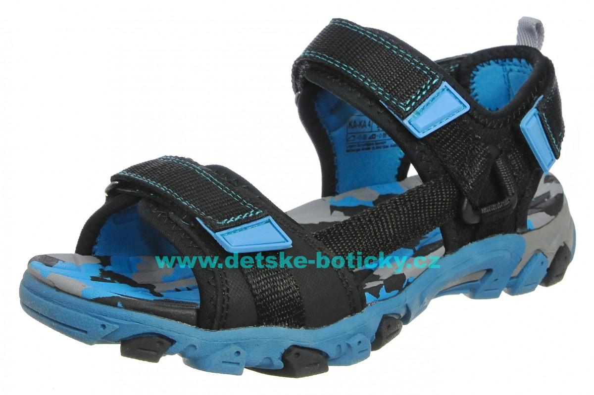 Superfit 4-00101-01 Henry schwarz/blau