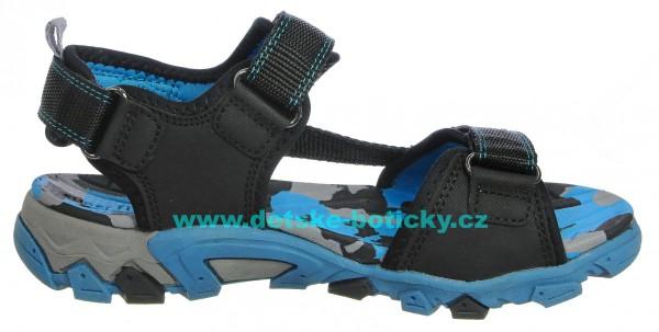 Fotogalerie: Superfit 4-00101-01 Henry schwarz/blau