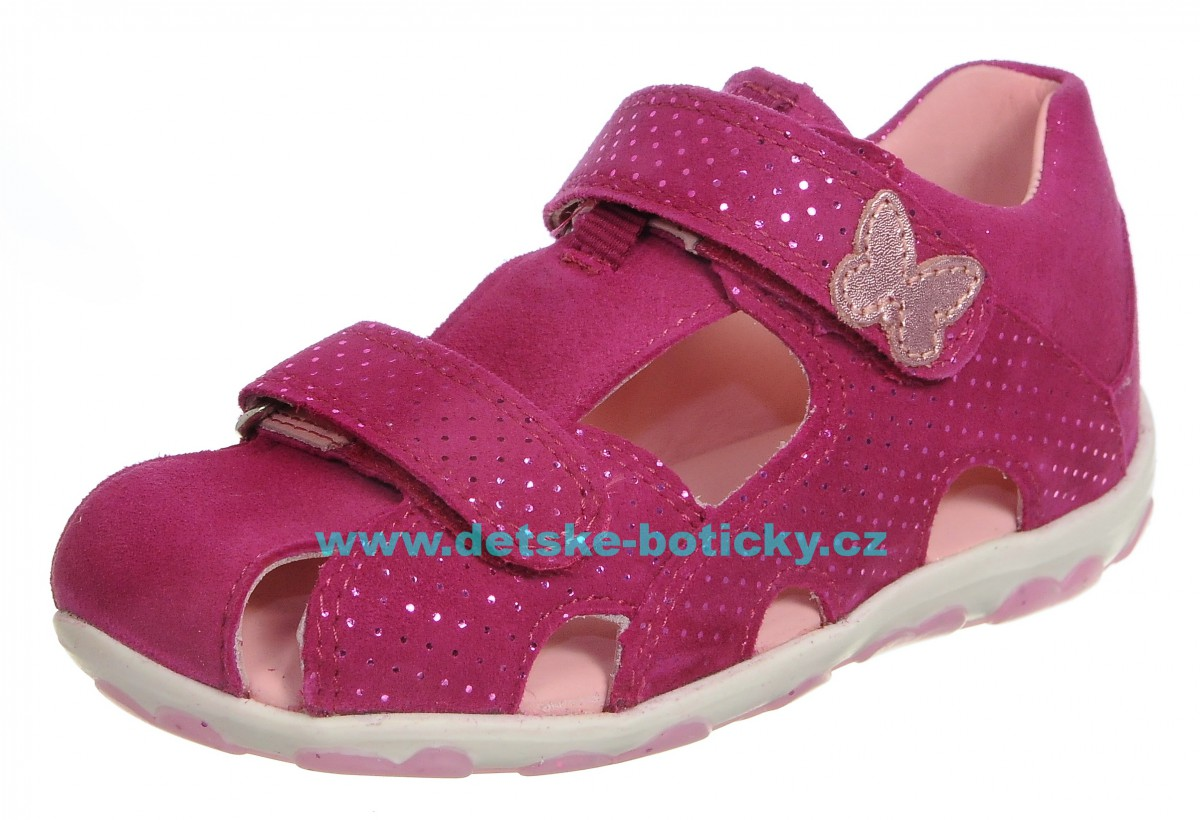 Superfit 4-09041-50 Fanni red/pink