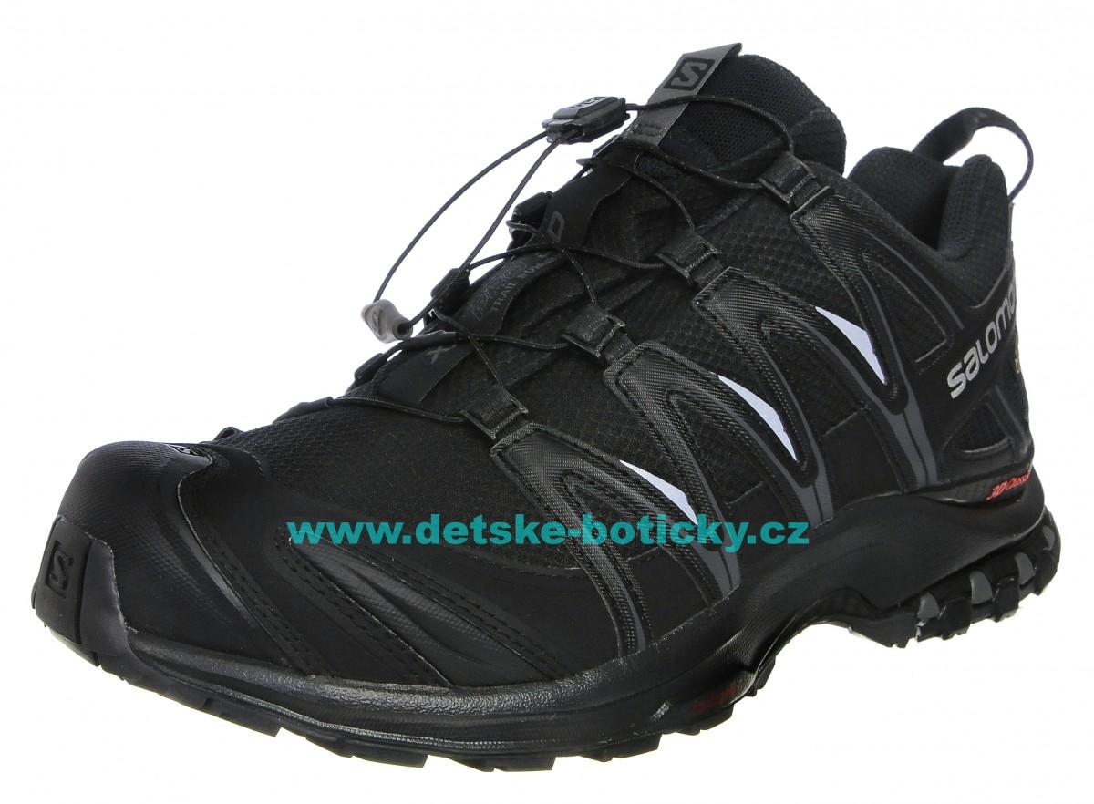 Salomon XA PRO 3D GTX  393322 black/black/magnet