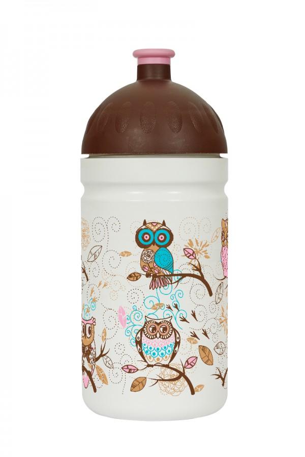 Zdravá lahev V050300 Sovičky 0,5l