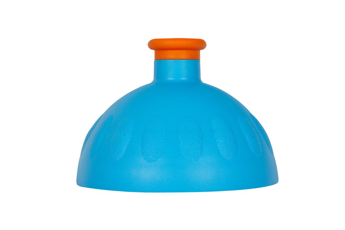 Zdravá lahev Víčko modré/zátka oranžová VPVZ0249