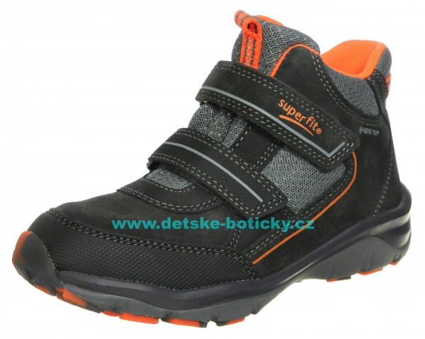 Superfit 3-09239-20 Sport5 grau/orange
