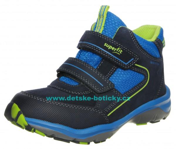 Superfit 5-09239-80 Sport5 blau/grun