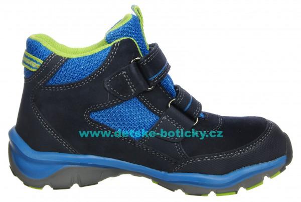 Fotogalerie: Superfit 5-09239-80 Sport5 blau/grun